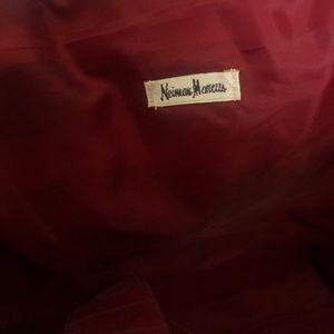 Neiman Marcus Bags - Neiman Marcus Large Pebbled Tote